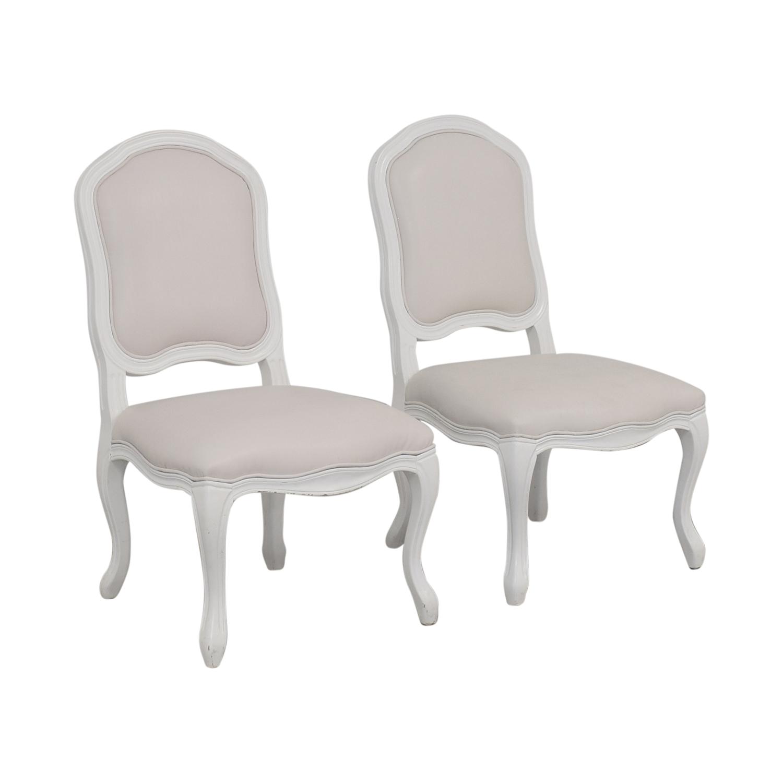 CB2 CB2 Stick Around Side Chairs discount