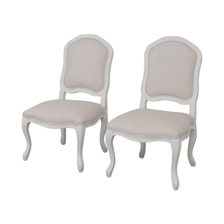 CB2 Stick Around Side Chairs / Chairs