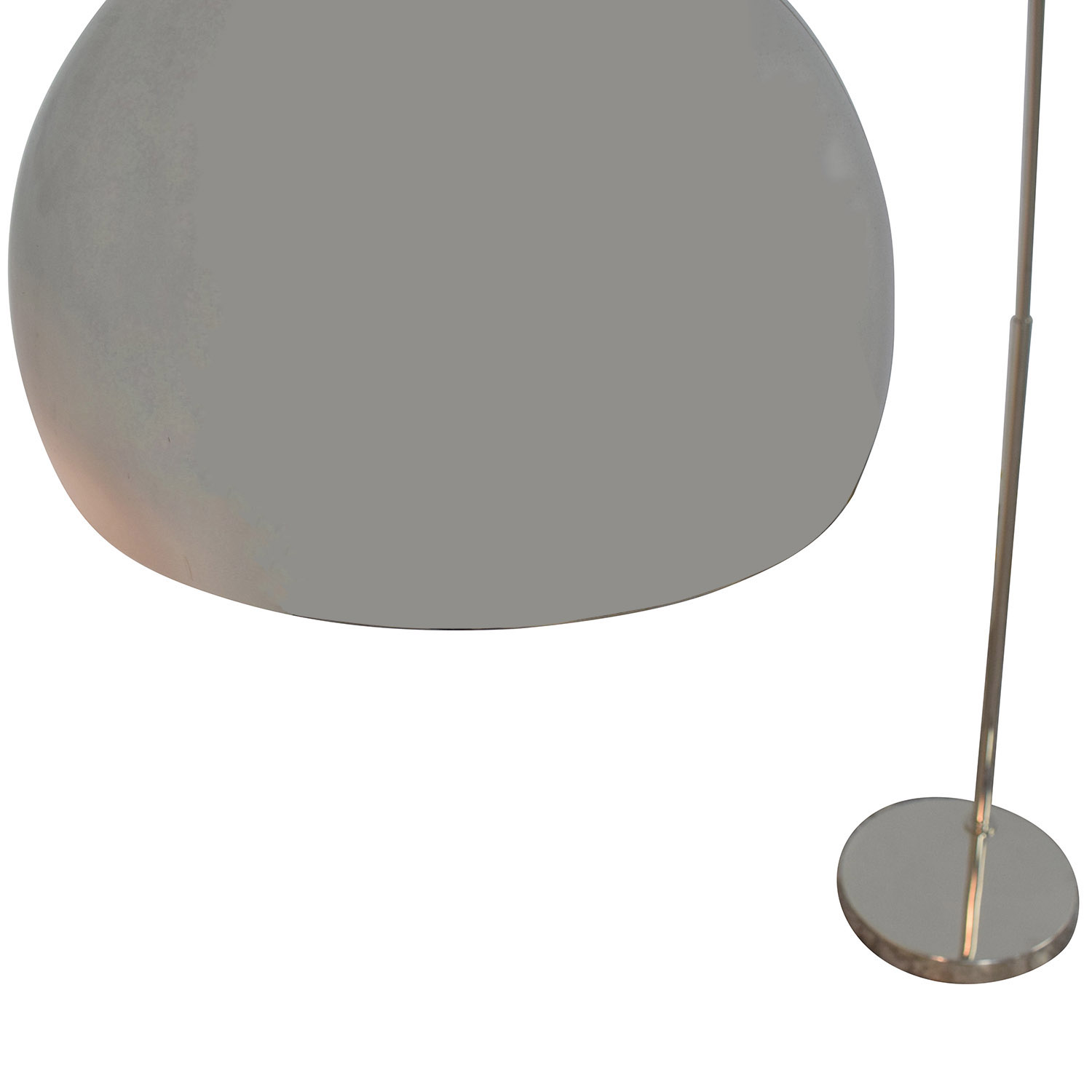 West Elm West Elm Overarching Metal Shade Floor Lamp coupon