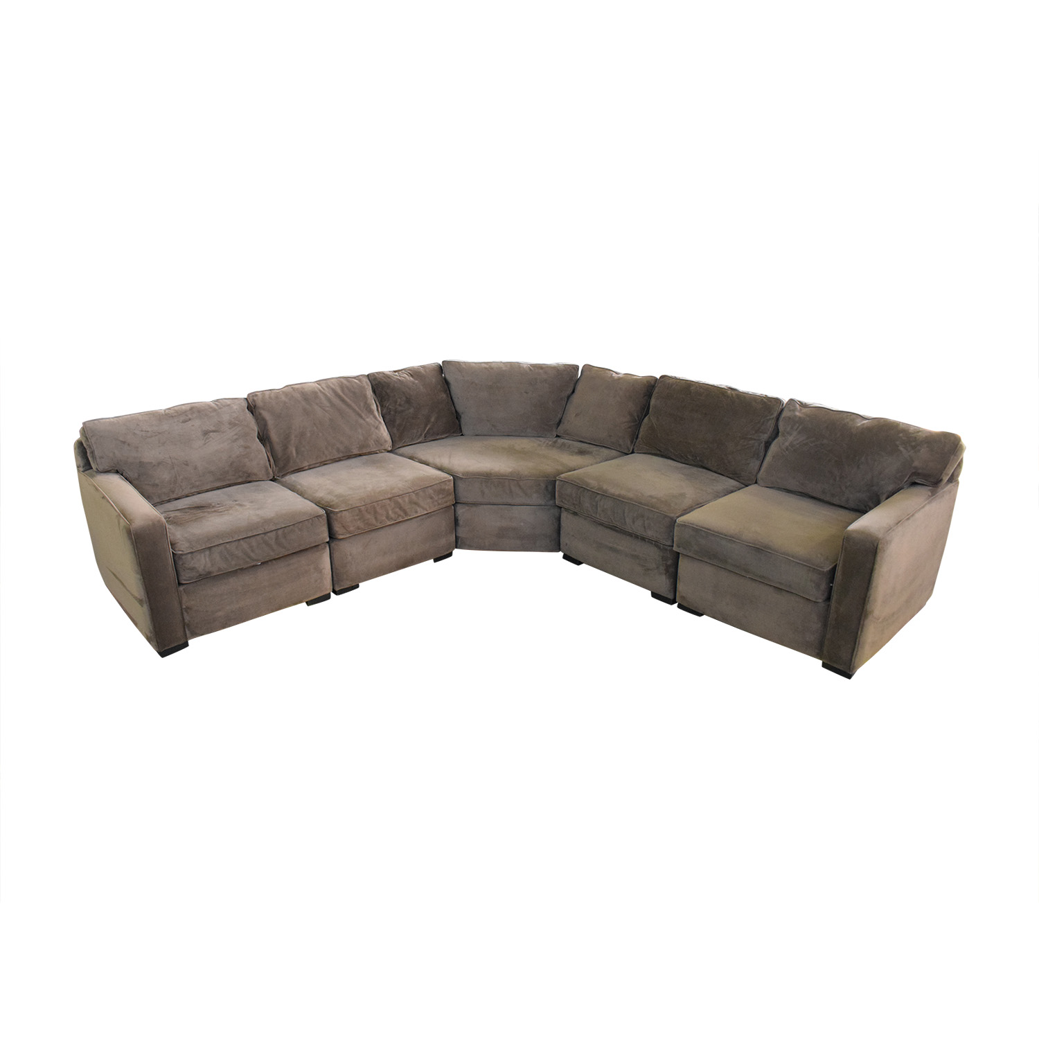60% OFF - Macy\'s Macy\'s Sectional Sofa / Sofas