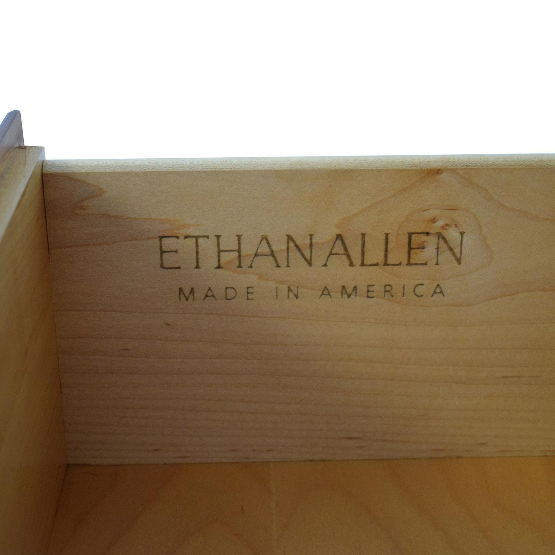 Ethan Allen High Chest Armoire Ethan Allen