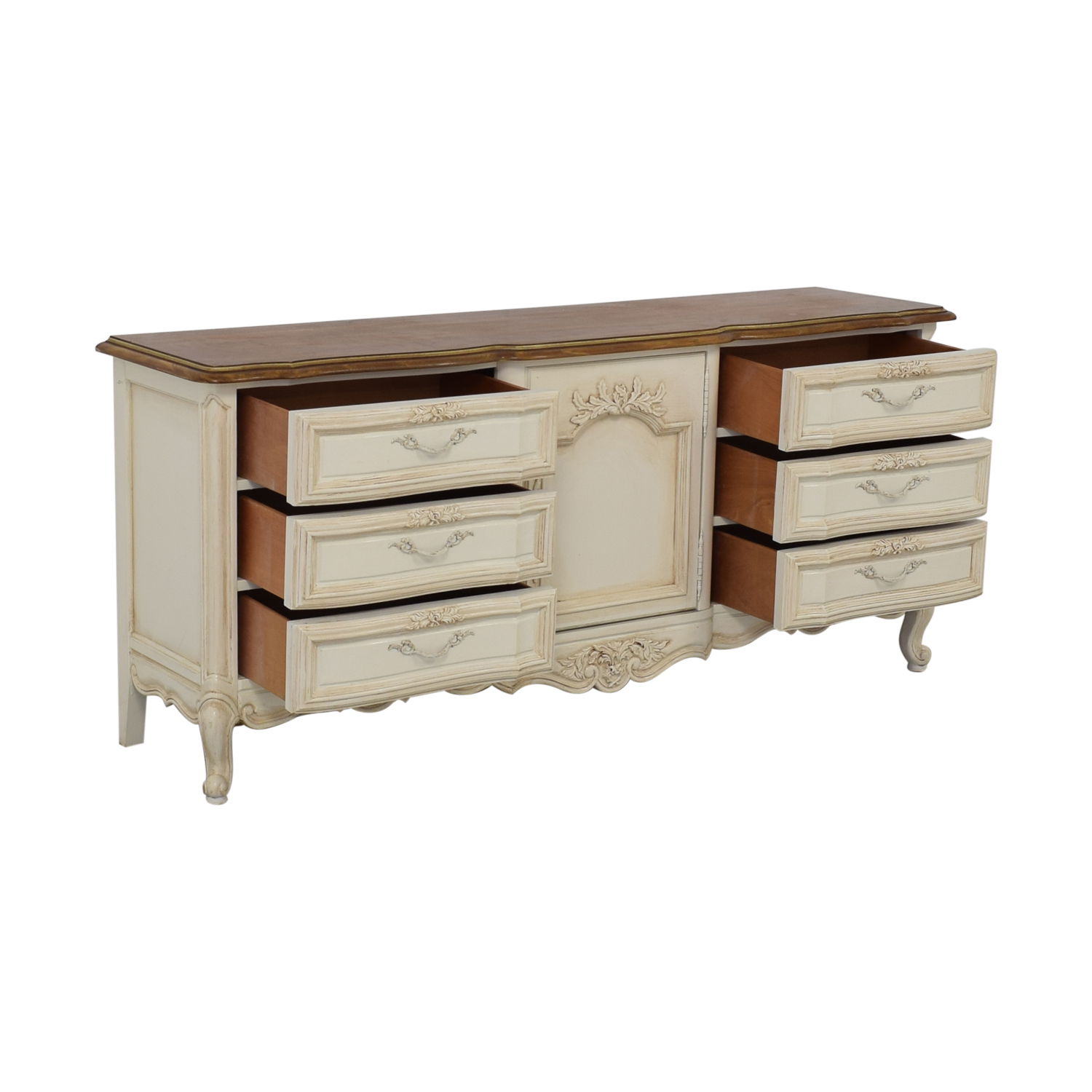 buy Stanley Furniture French Provincial Dresser Stanley Furniture Dressers