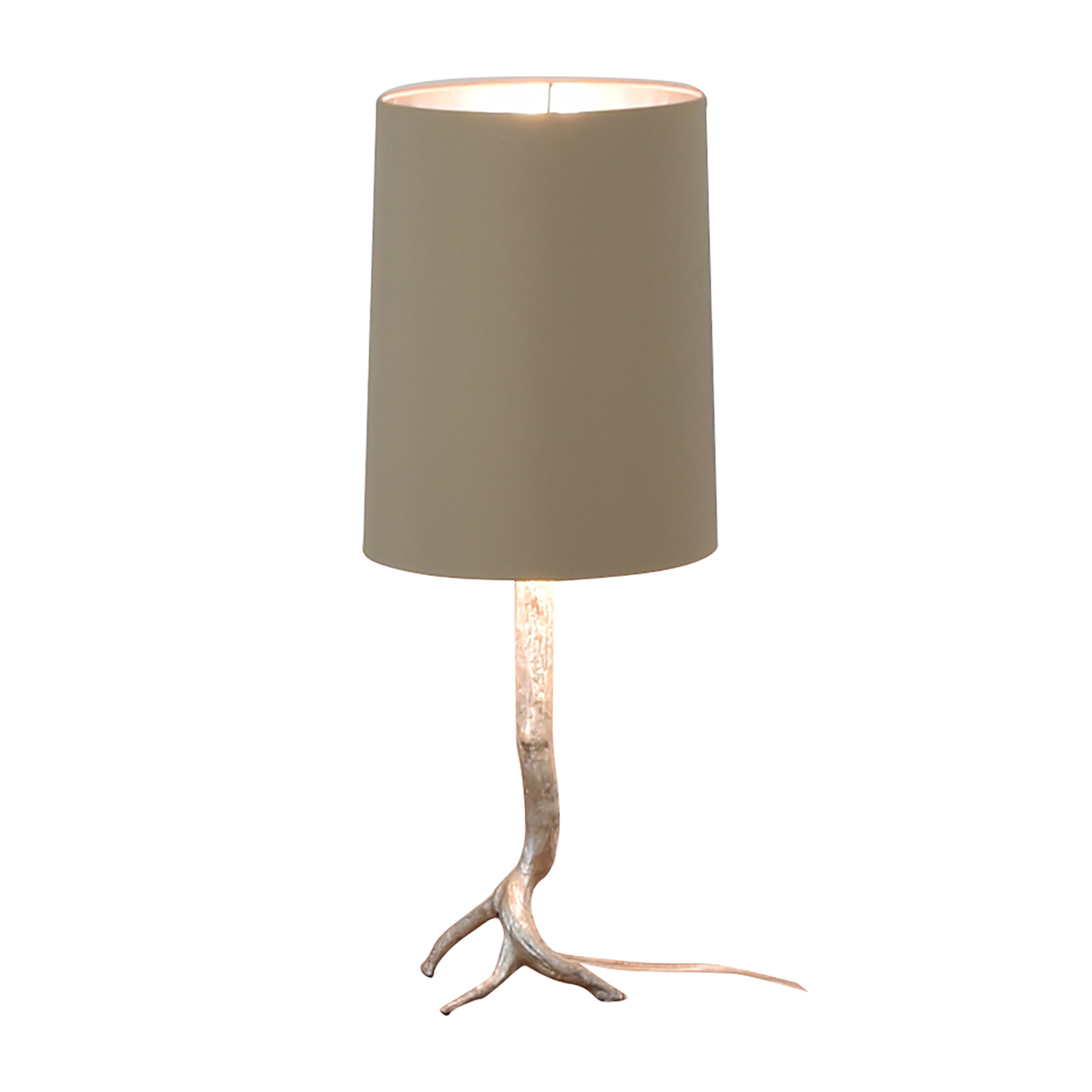 Visual Comfort Visual Comfort Silver Tree Base Table Lamp dimensions