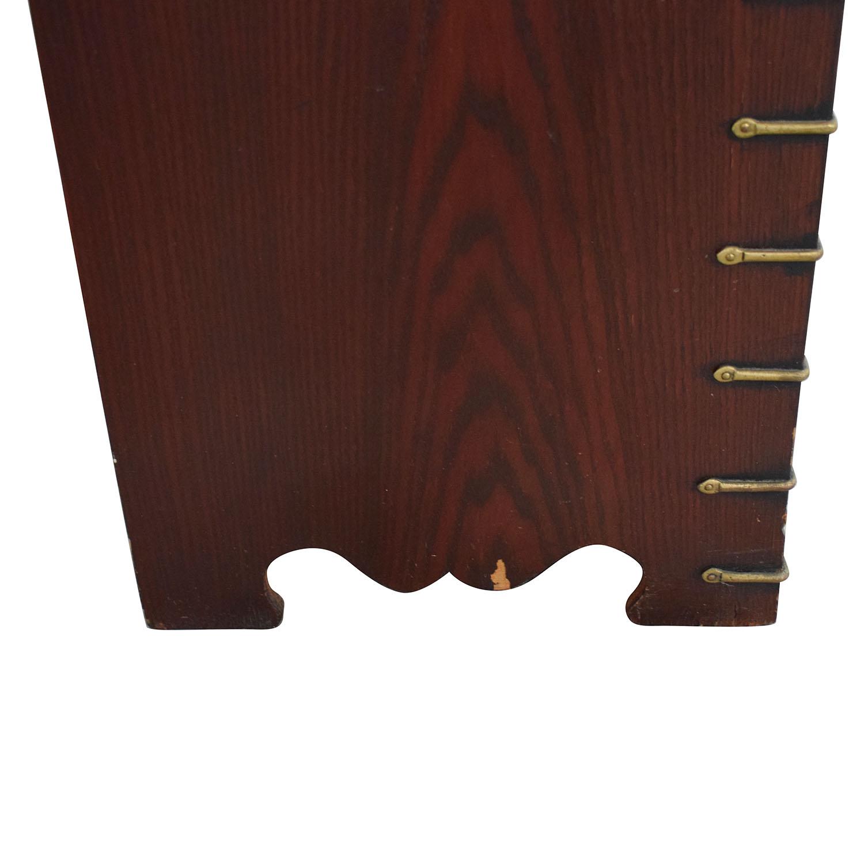 Oriental Decorative Cabinet discount