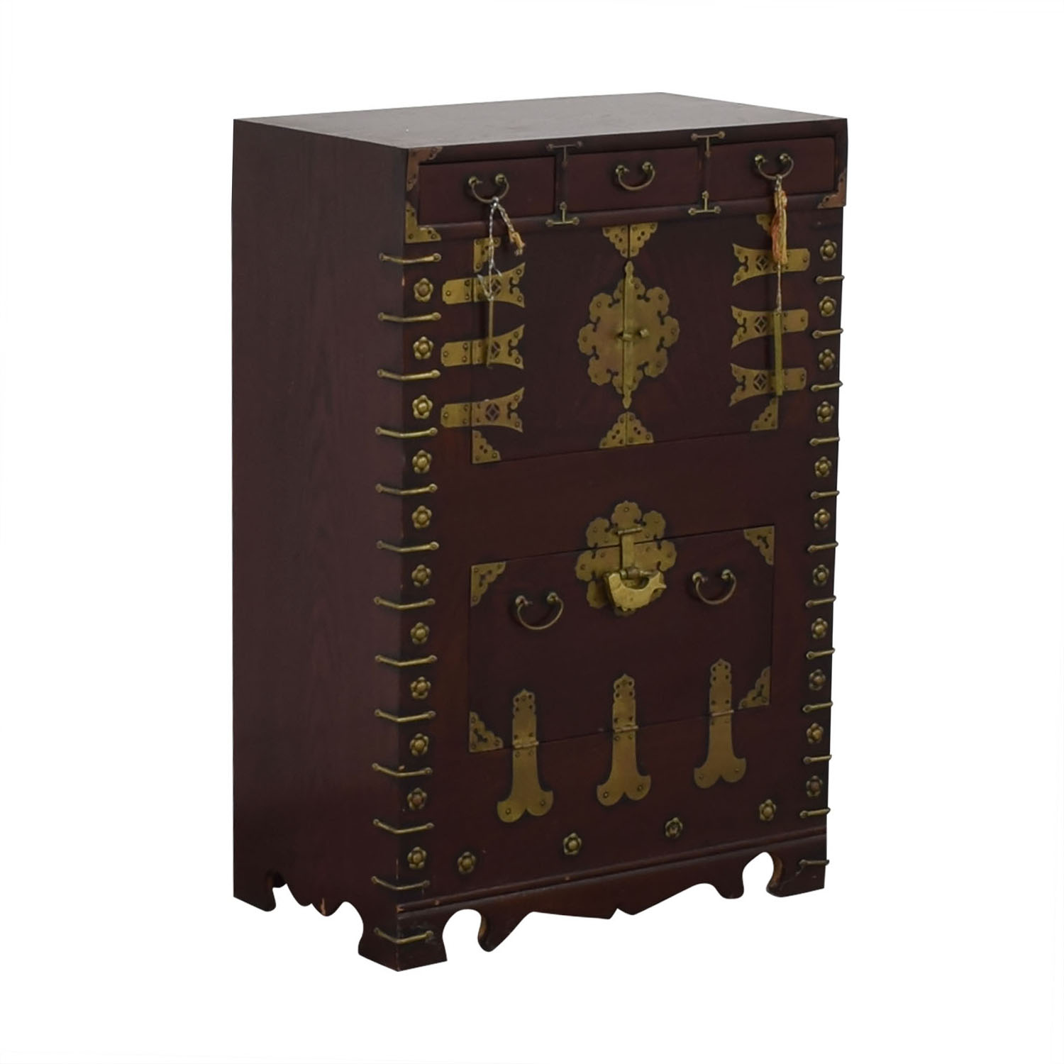 Oriental Decorative Cabinet / Cabinets & Sideboards
