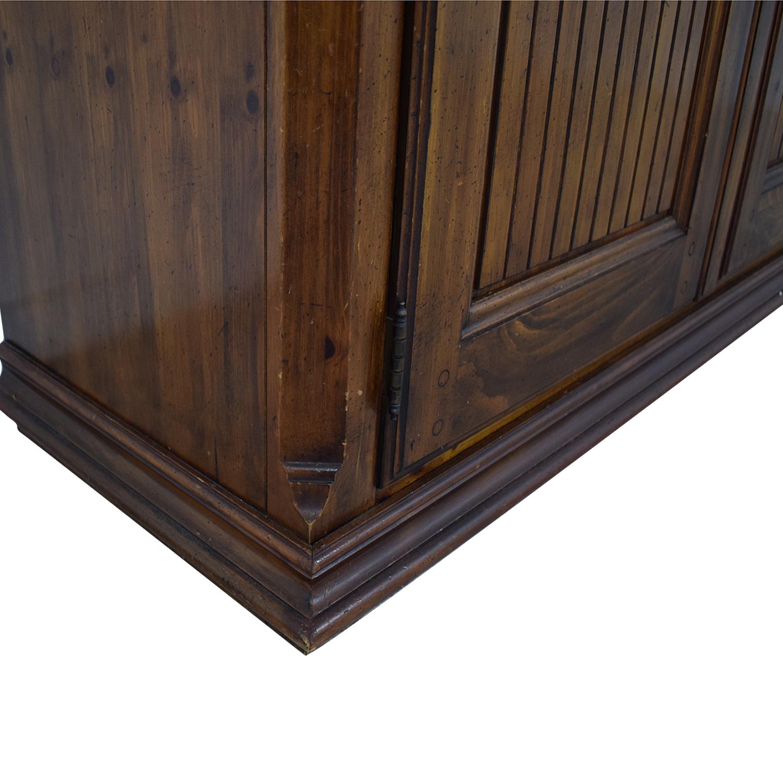 Thomasville Thomasville Two Door Armoire nyc