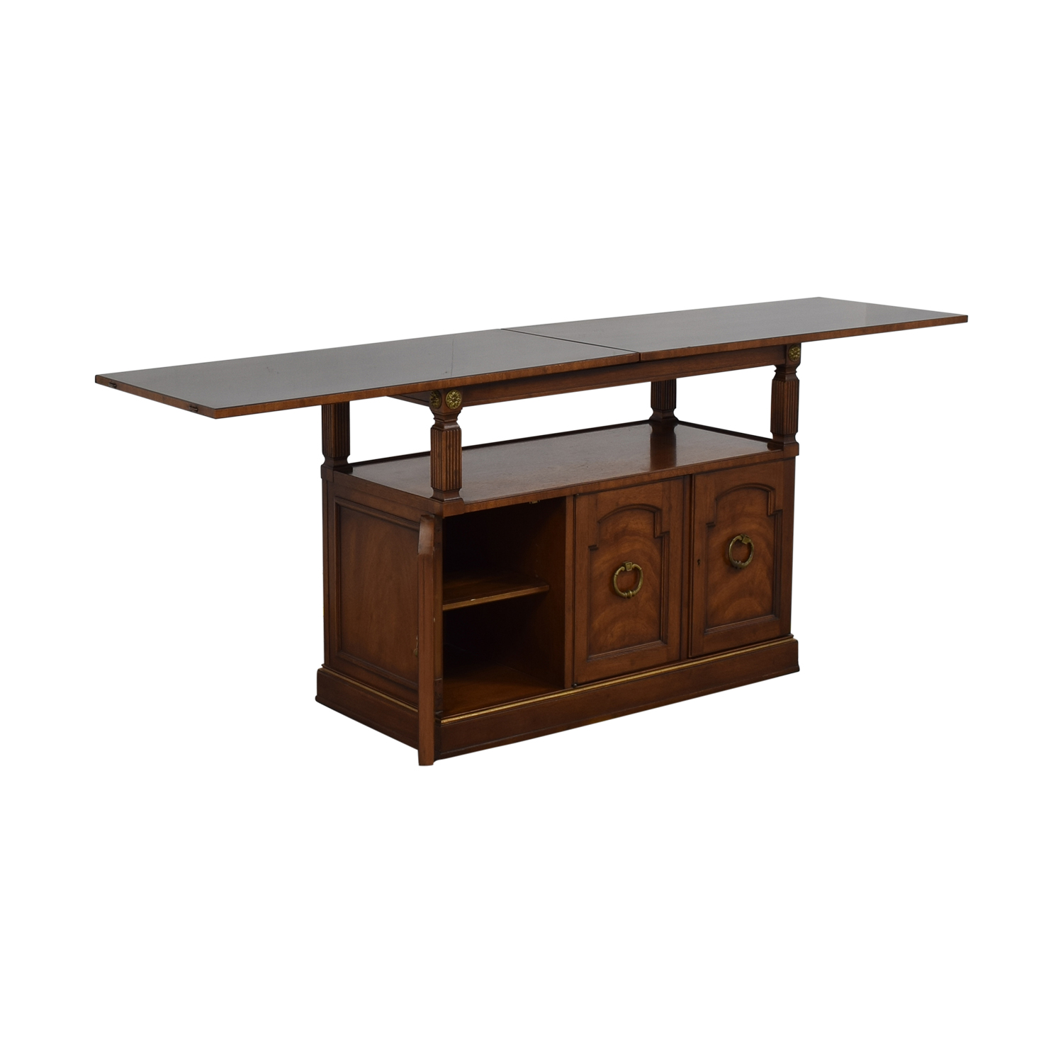 Drexel Heritage Traditional Wood Buffet Table / Cabinets & Sideboards