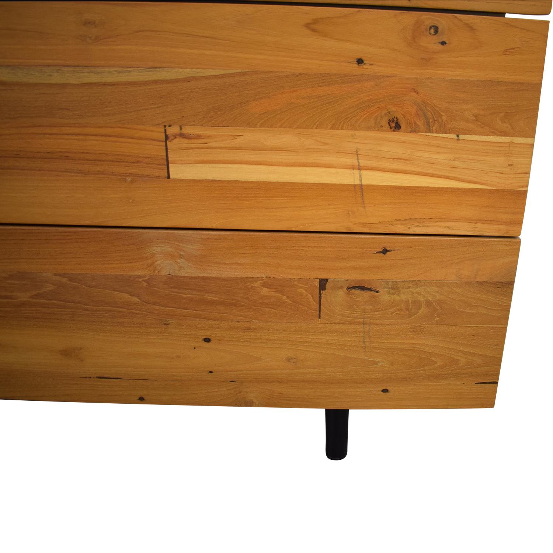 EQ3 EQ3 Reclaimed Teak Double Dresser price