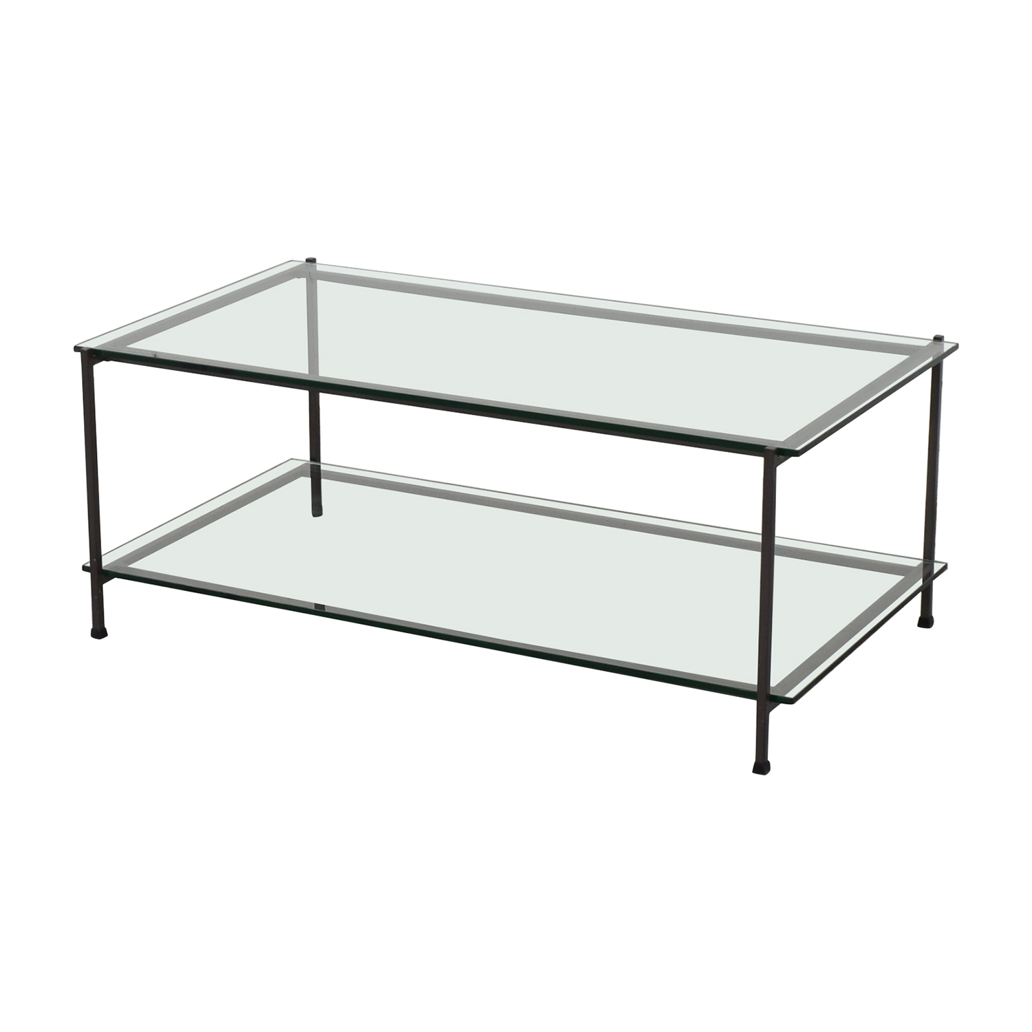 buy West Elm Glass Coffee Table West Elm Coffee Tables