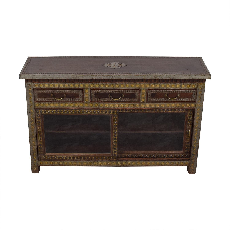 buy El Milagro Console Table El Milagro Storage