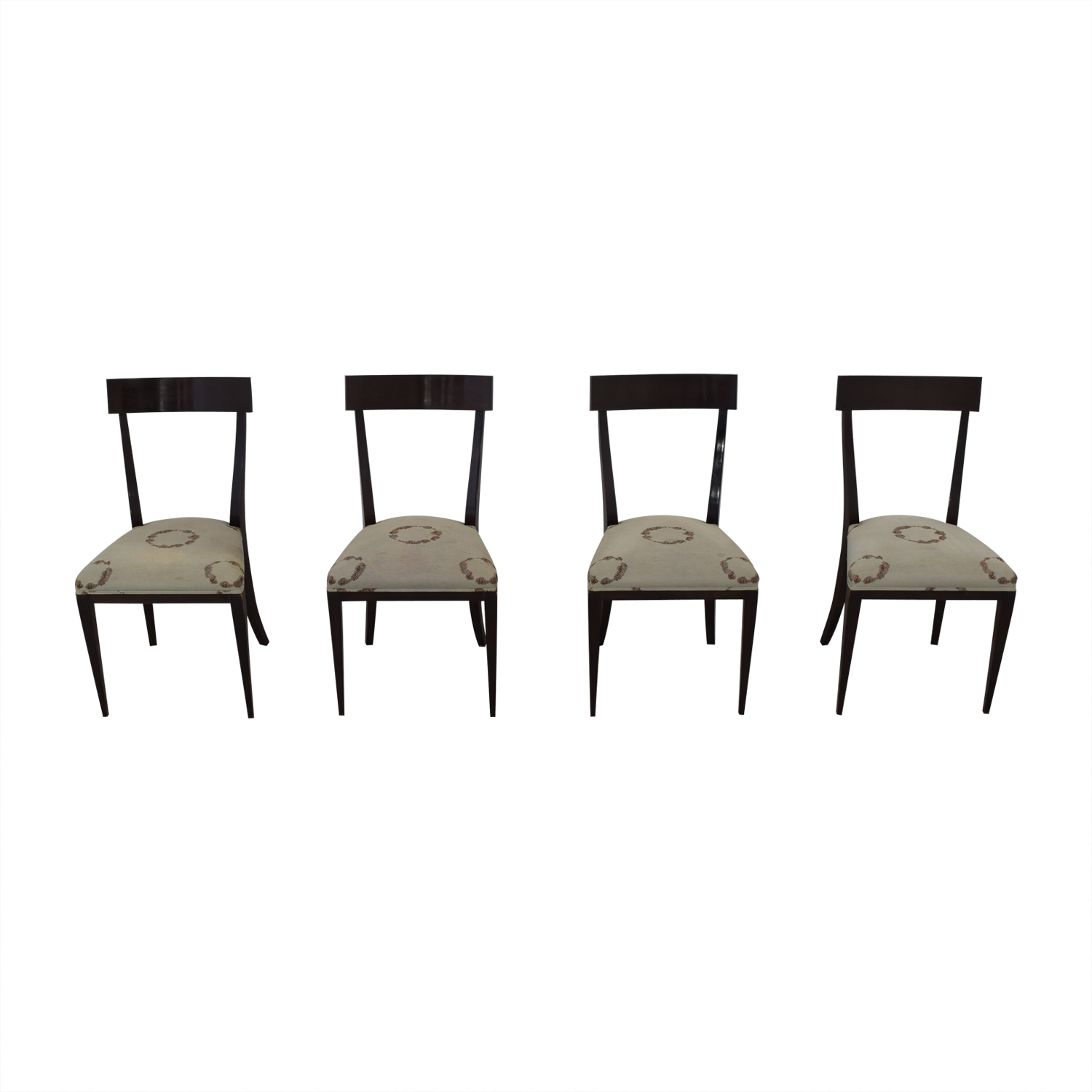 Annibale Colombo Dining Room Chairs / Dining Chairs