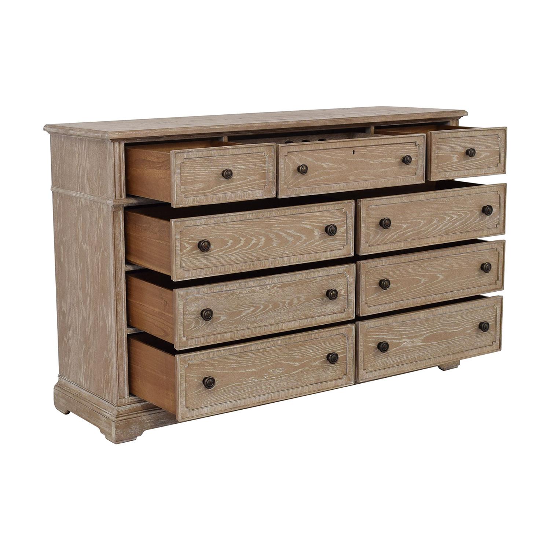shop Stanley Furniture Wethersfield Estate Dresser Stanley Furniture Storage