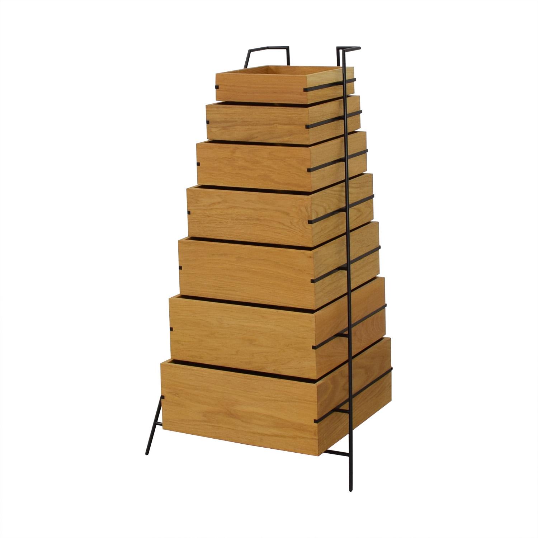 shop Frama Sutoa Storage Chest Frama Storage