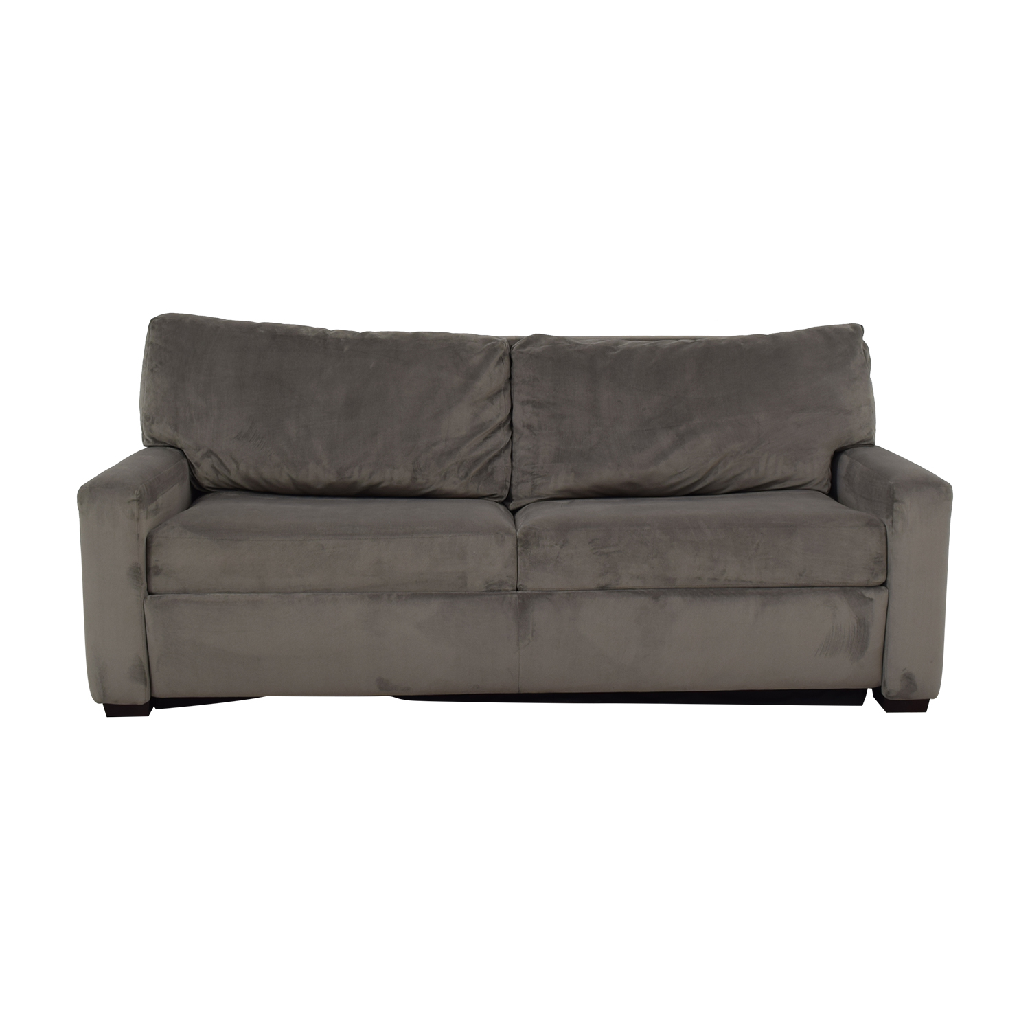 American Leather American Leather Cassidy Comfort Queen Sleeper Sofa grey