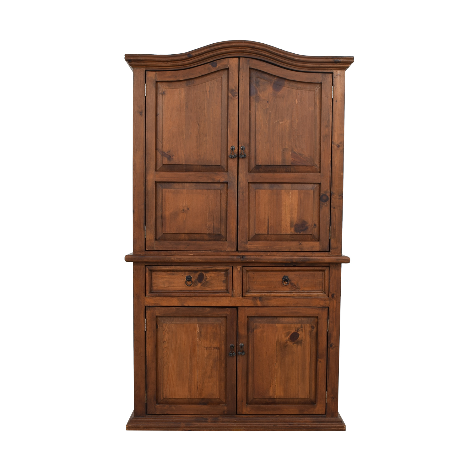 shop Pine Armoire  Storage
