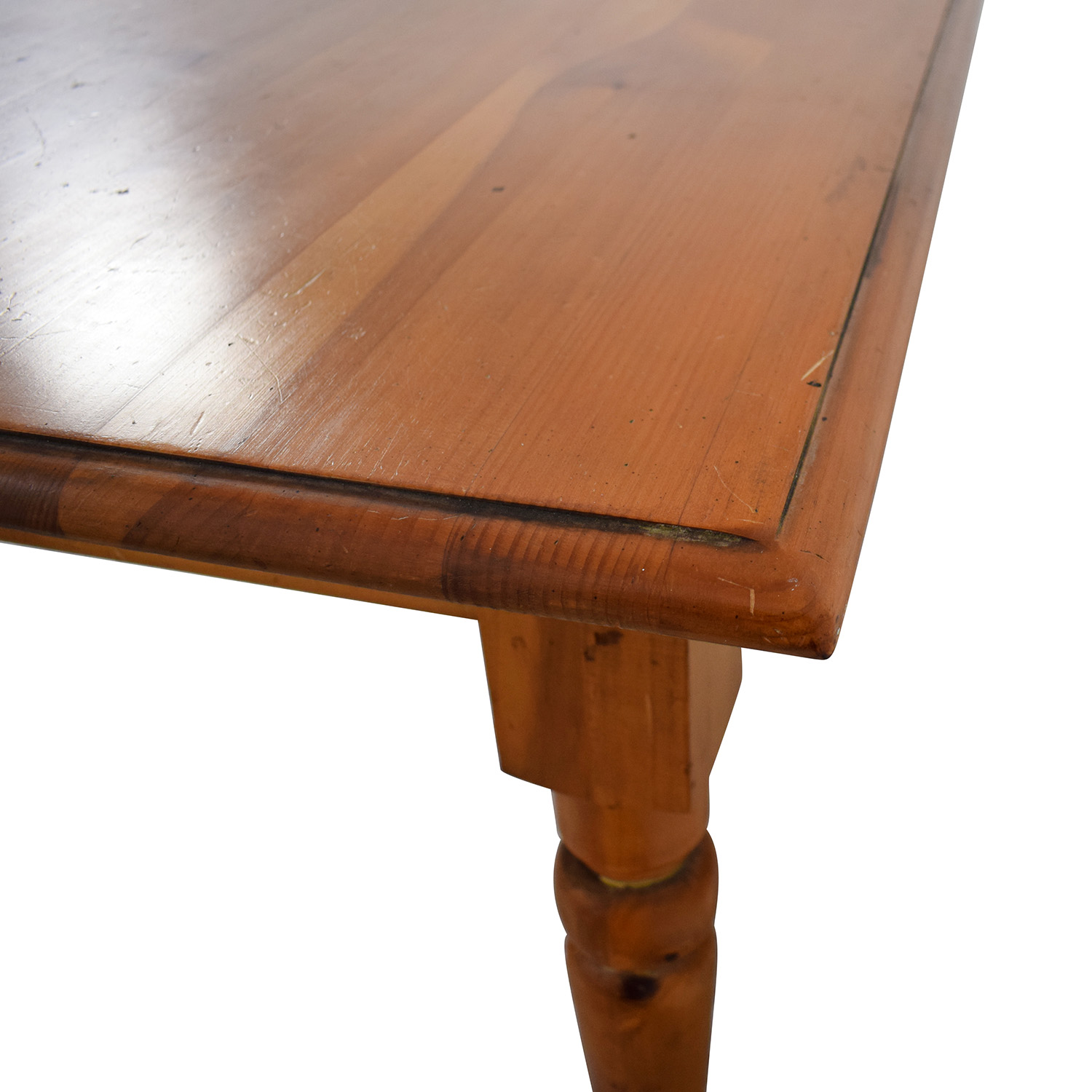Southern Furniture Reproductions Southern Furniture Reproductions Dinner Table second hand