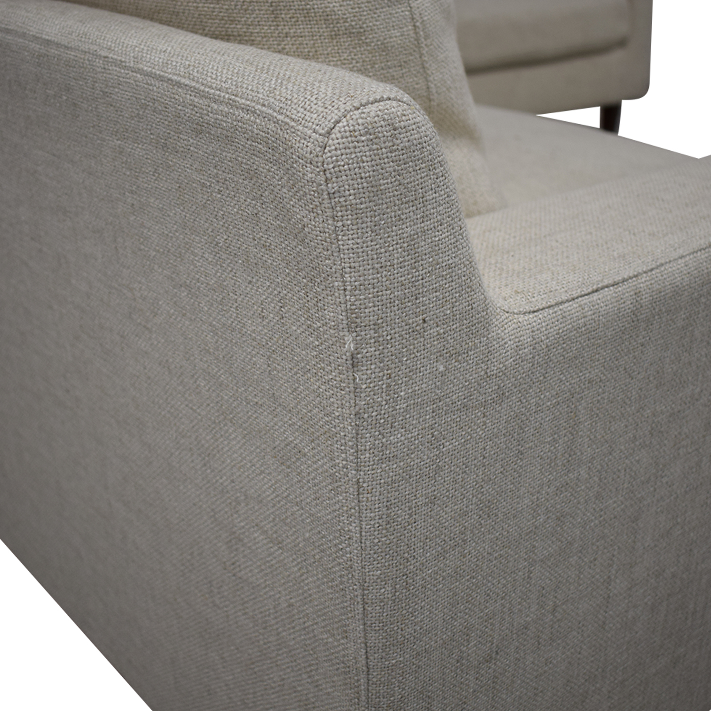 shop Sloan L-Shaped Sectional Sofa Interior Define