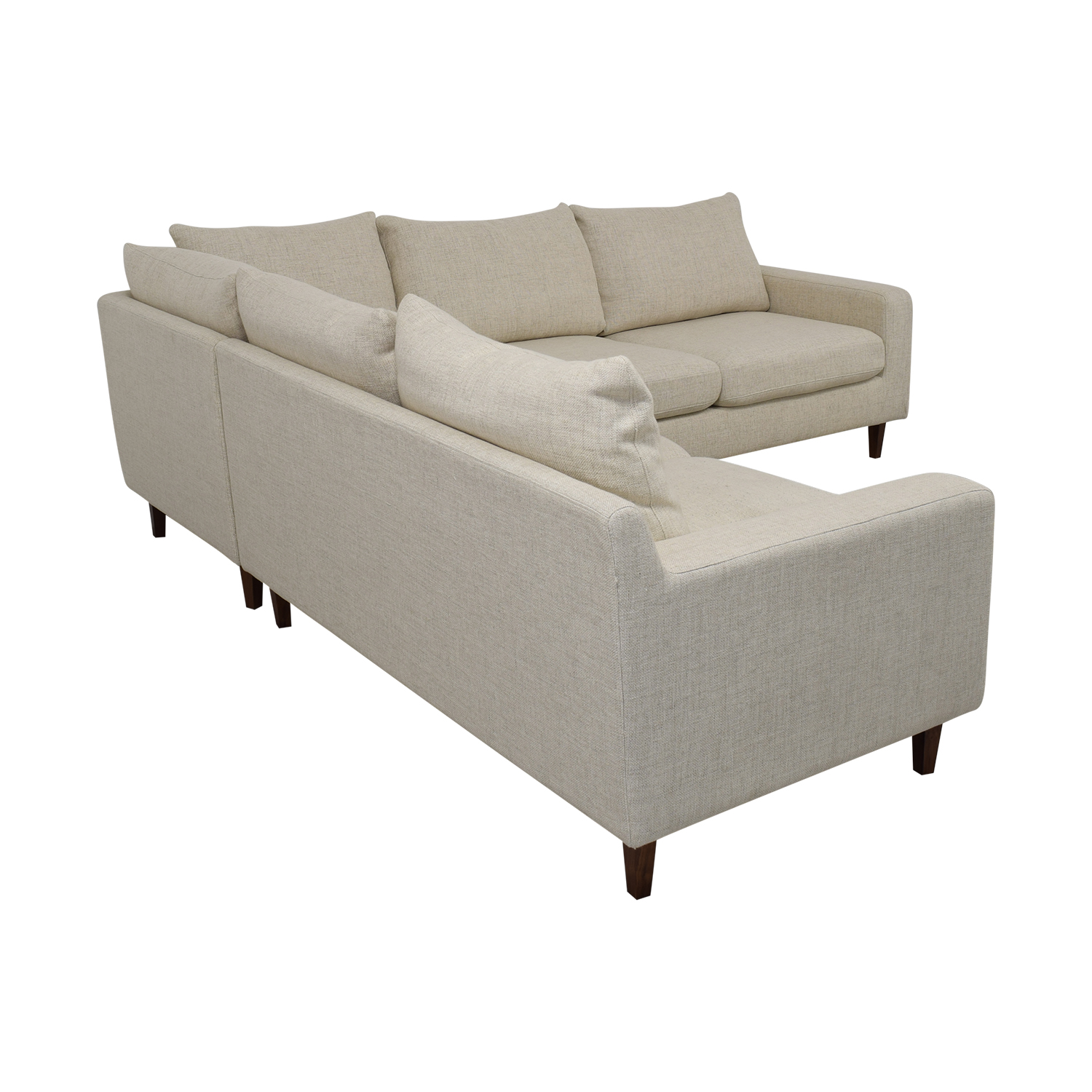 Interior Define Sloan L-Shaped Sectional Sofa discount