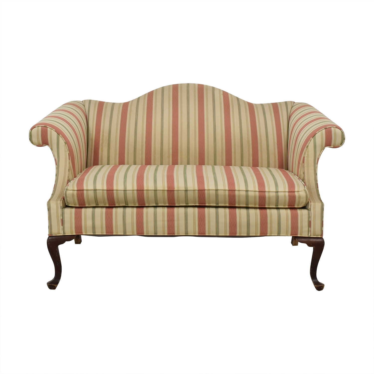 shop Ethan Allen Ethan Allen Queen Anne Loveseat online