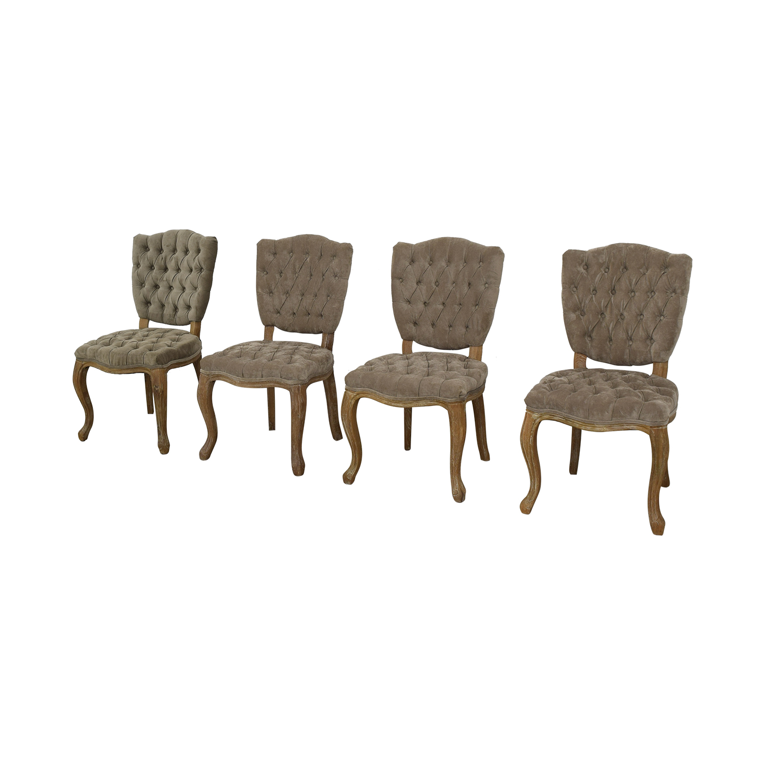 shop Arhaus Ava Side Chairs Arhaus Dining Chairs