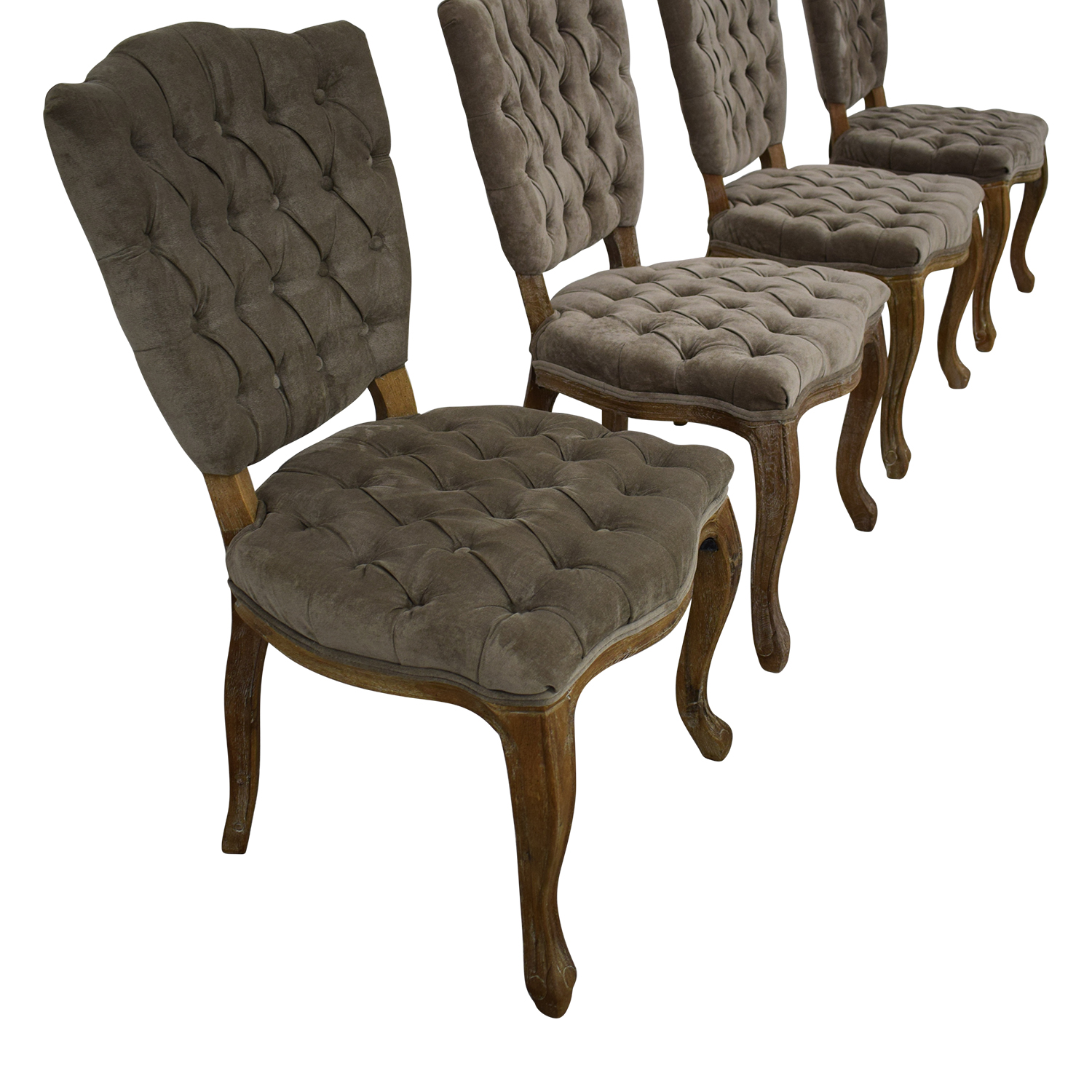 shop Arhaus Ava Side Chairs Arhaus Chairs