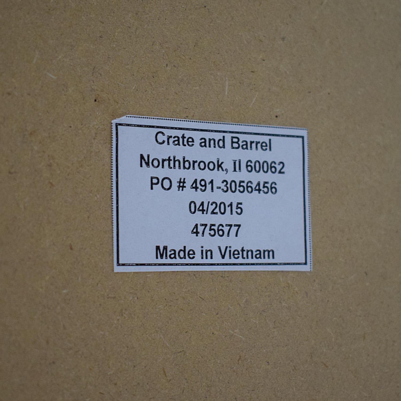 buy Crate & Barrel Crate & Barrel Bar Cart online