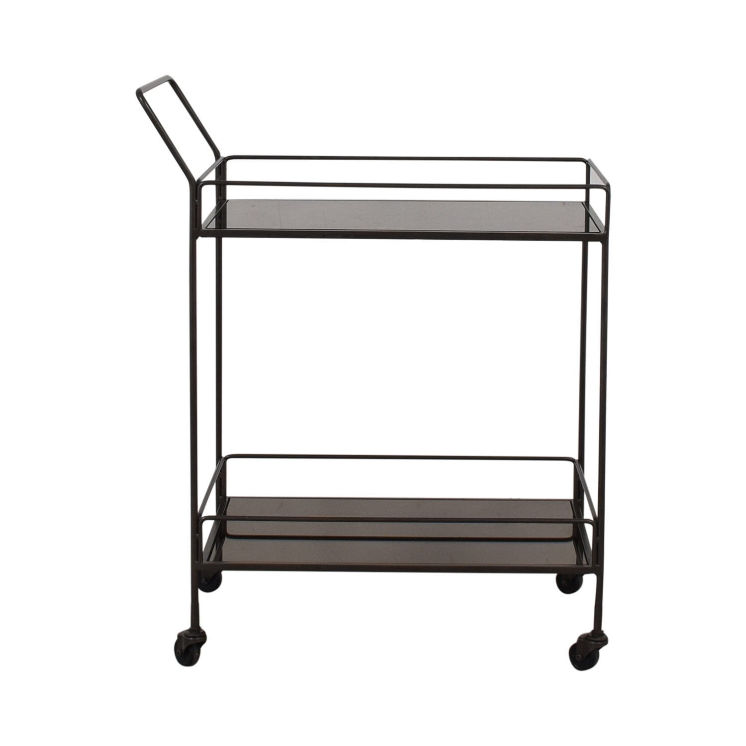 shop Crate & Barrel Crate & Barrel Bar Cart online