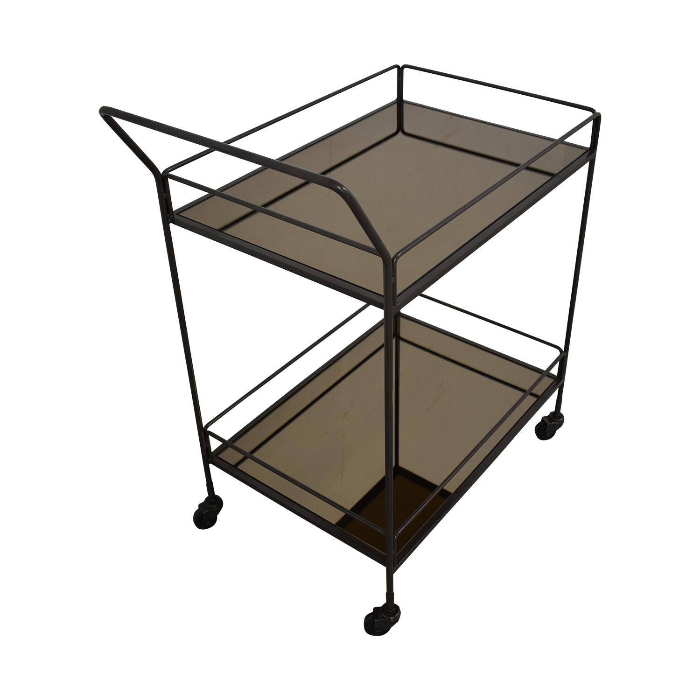 shop Crate & Barrel Crate & Barrel Bar Cart online