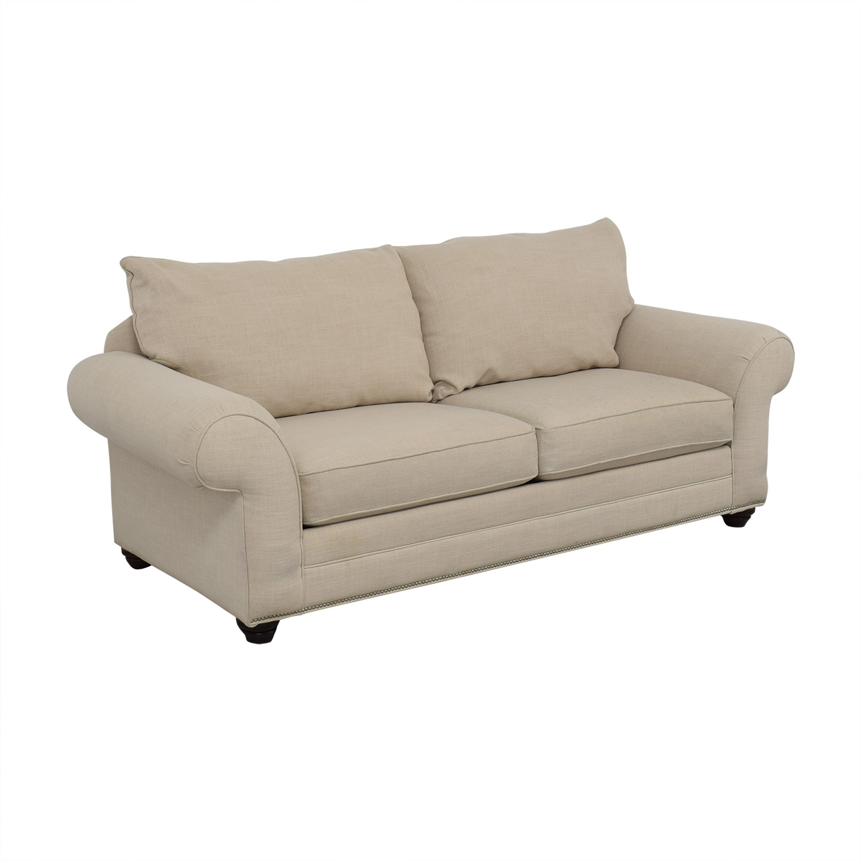 Bassett Furniture Bassett Furniture HGTV Custom Sofa Classic Sofas