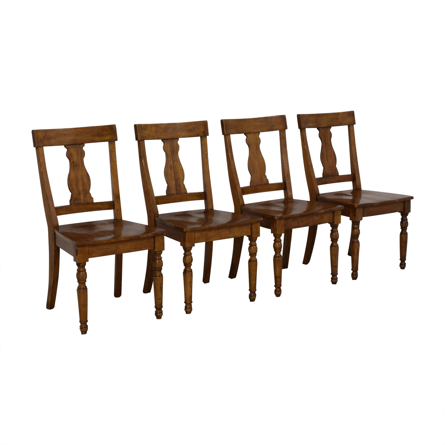 Pottery Barn Harvest Dining Side Chairs Pottery Barn