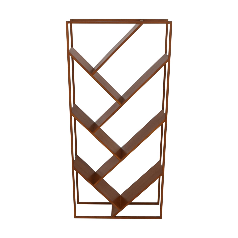 shop CB2 CB2 Geometric Bookcase online