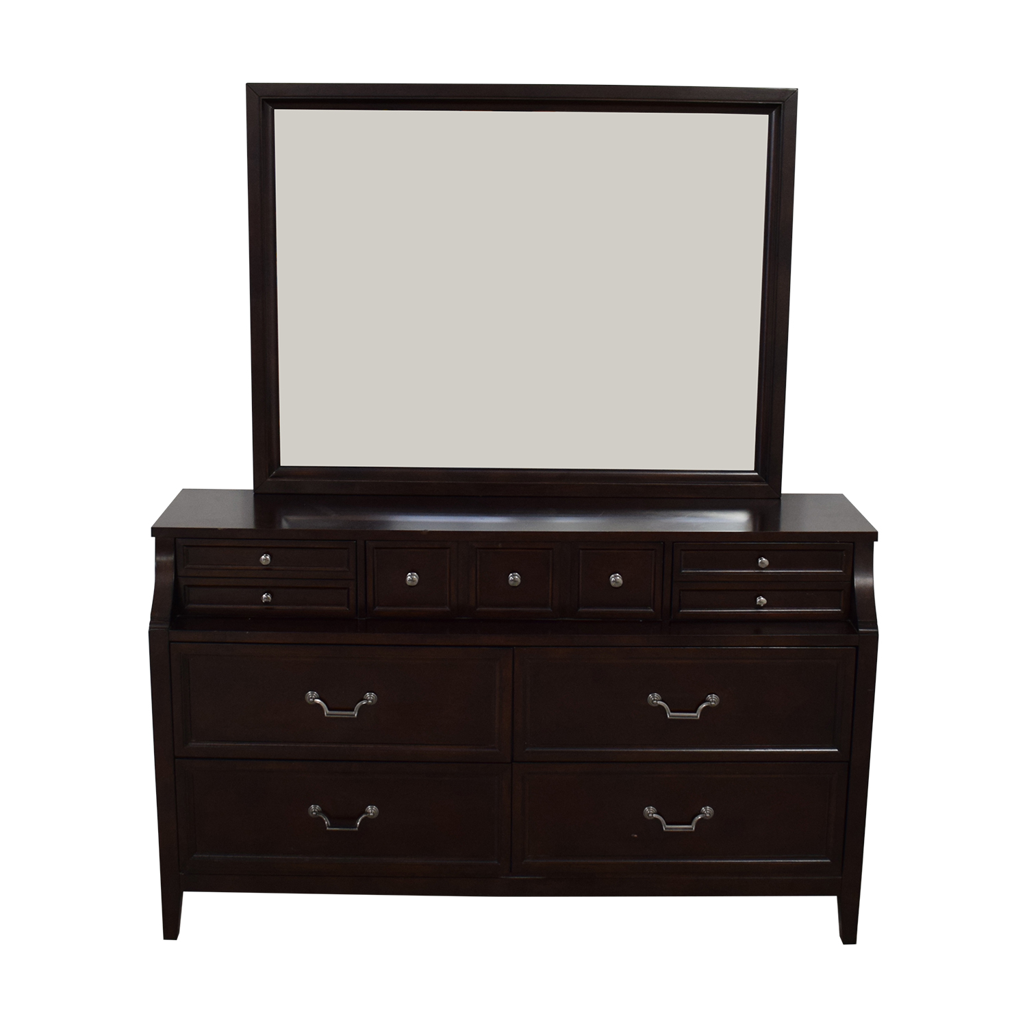 Najarian Furniture Najarian Furniture Dresser with Mirror Dressers