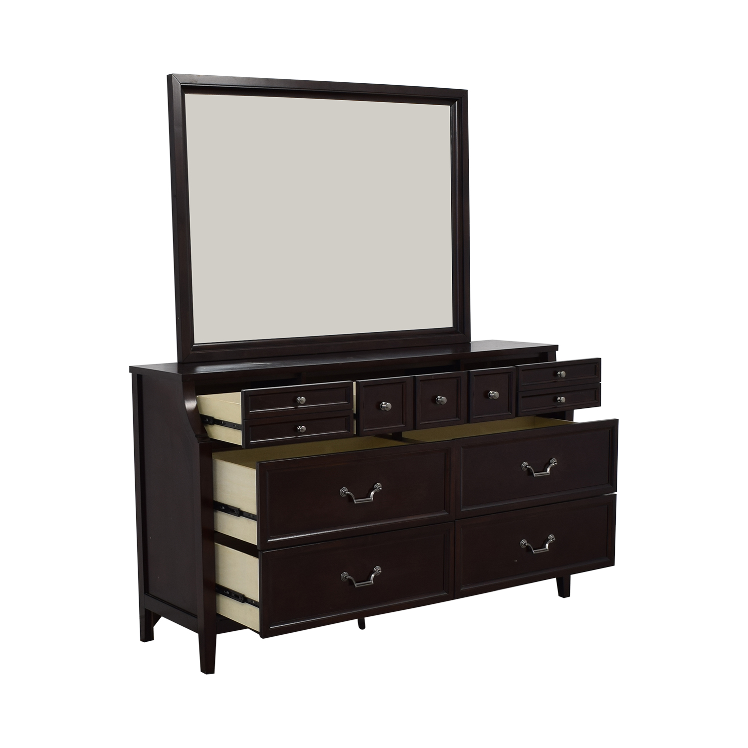 Najarian Furniture Najarian Furniture Dresser with Mirror used