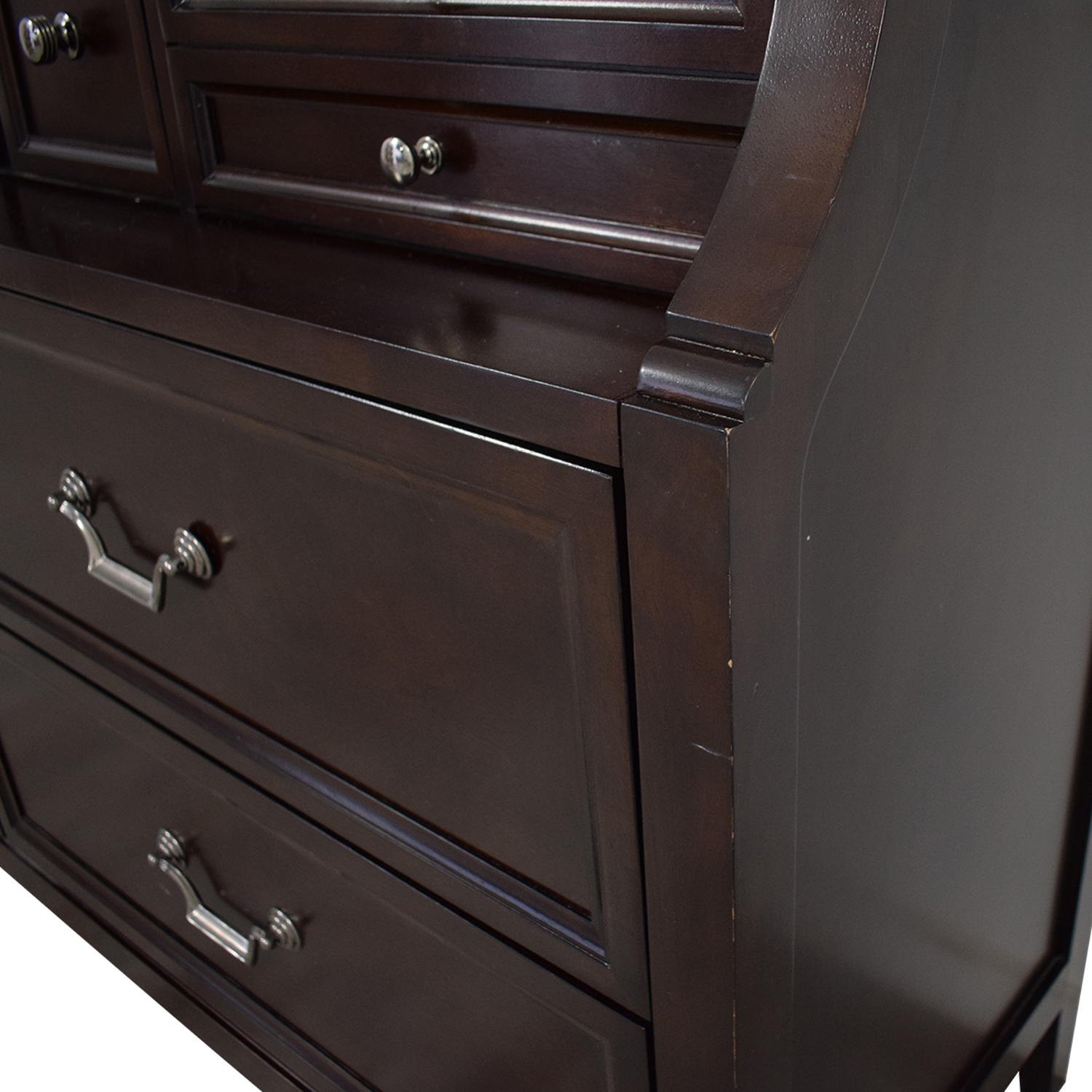 Najarian Furniture Dresser with Mirror sale