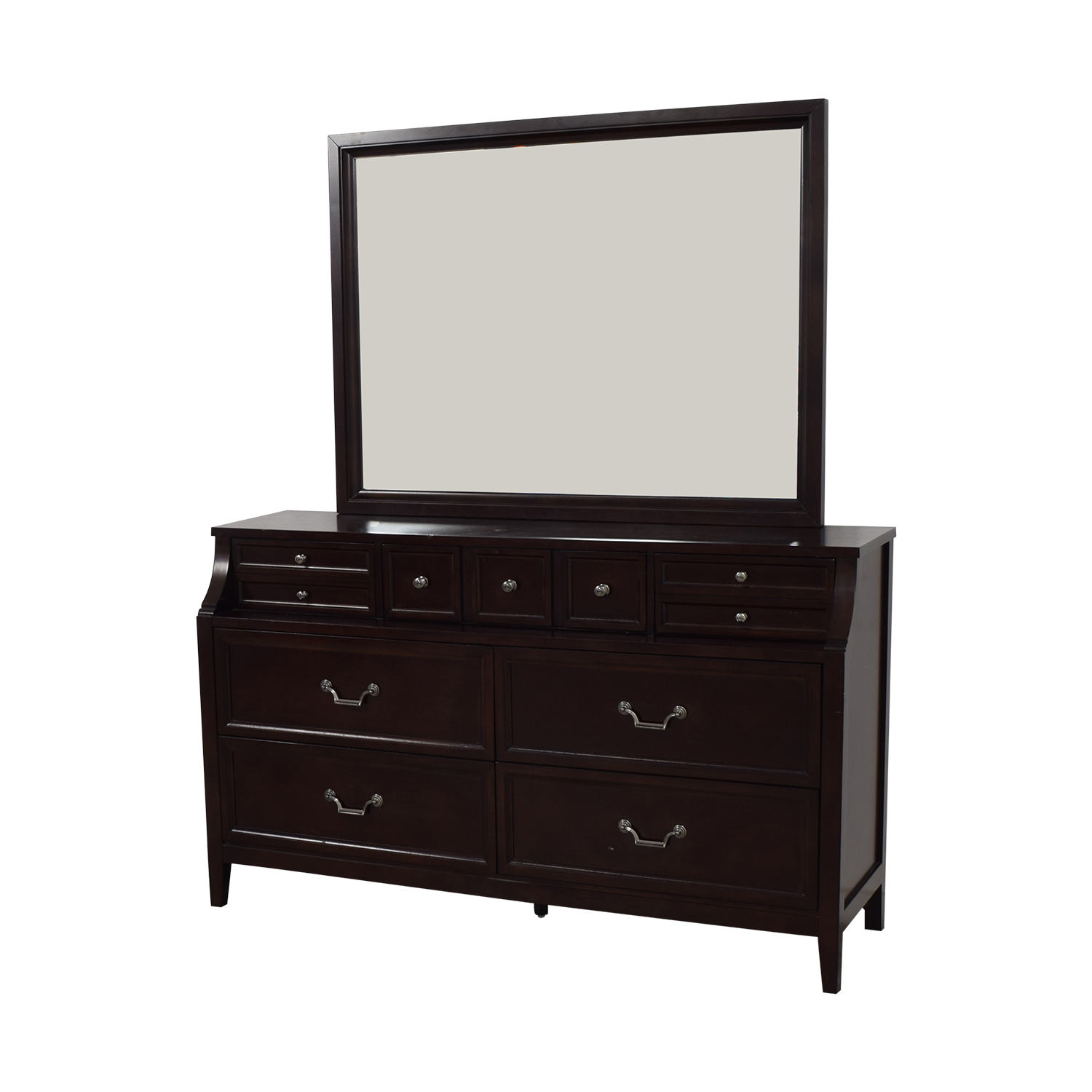 Najarian Furniture Najarian Furniture Dresser with Mirror discount