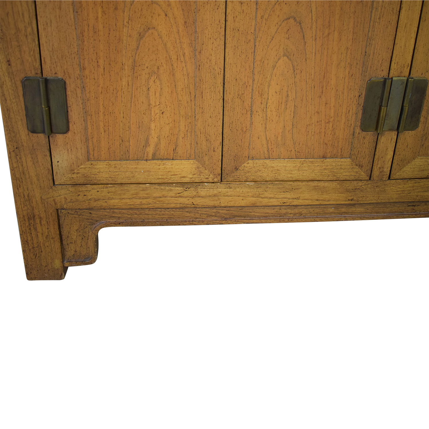 buy Michael Taylor for Baker Furniture Bar Cabinet Baker Furniture Storage