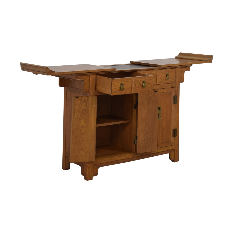 Genial 76% OFF   Baker Furniture Michael Taylor For Baker Furniture Bar Cabinet /  Storage
