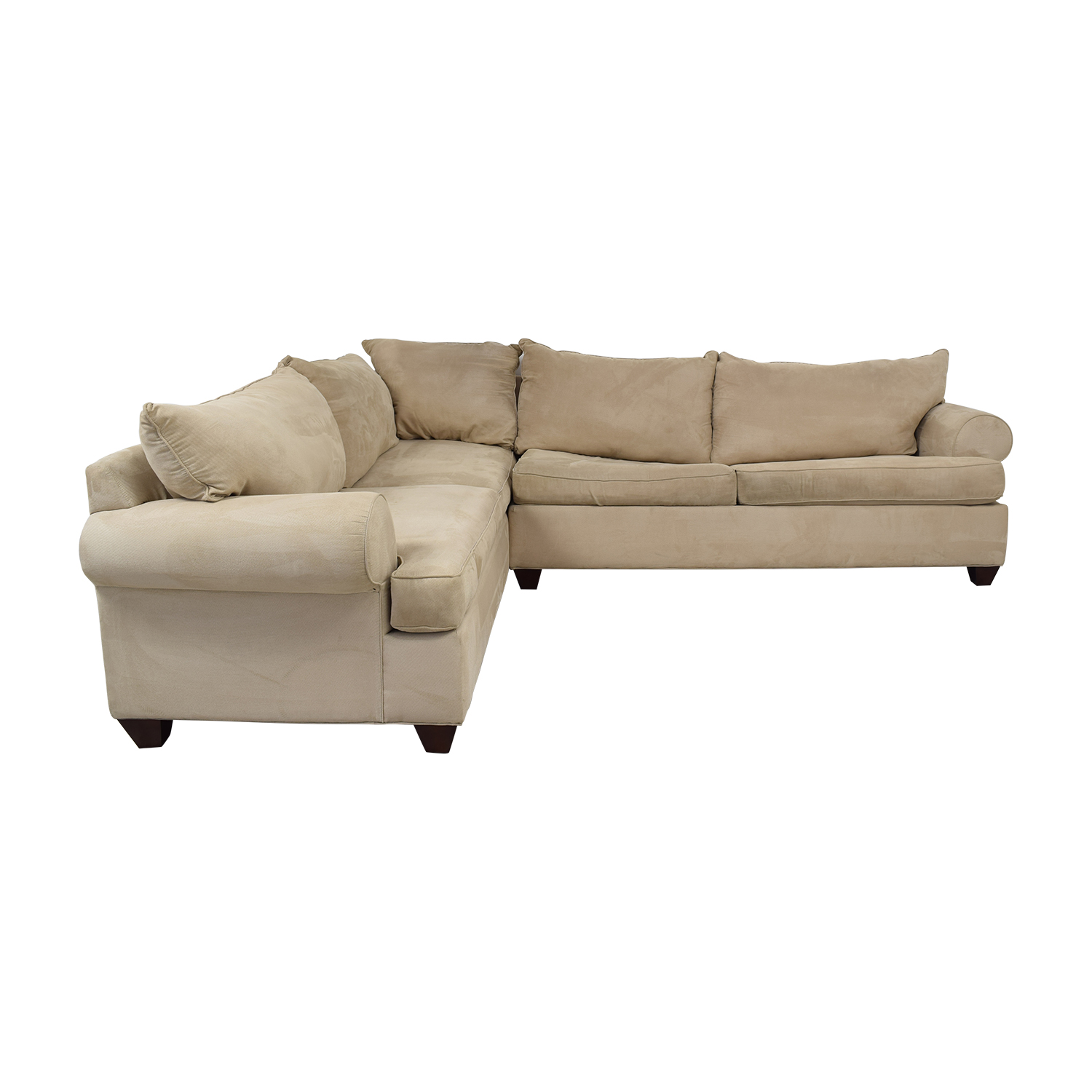Raymour & Flanigan Raymour & Flanigan Queen Sleeper Sectional price