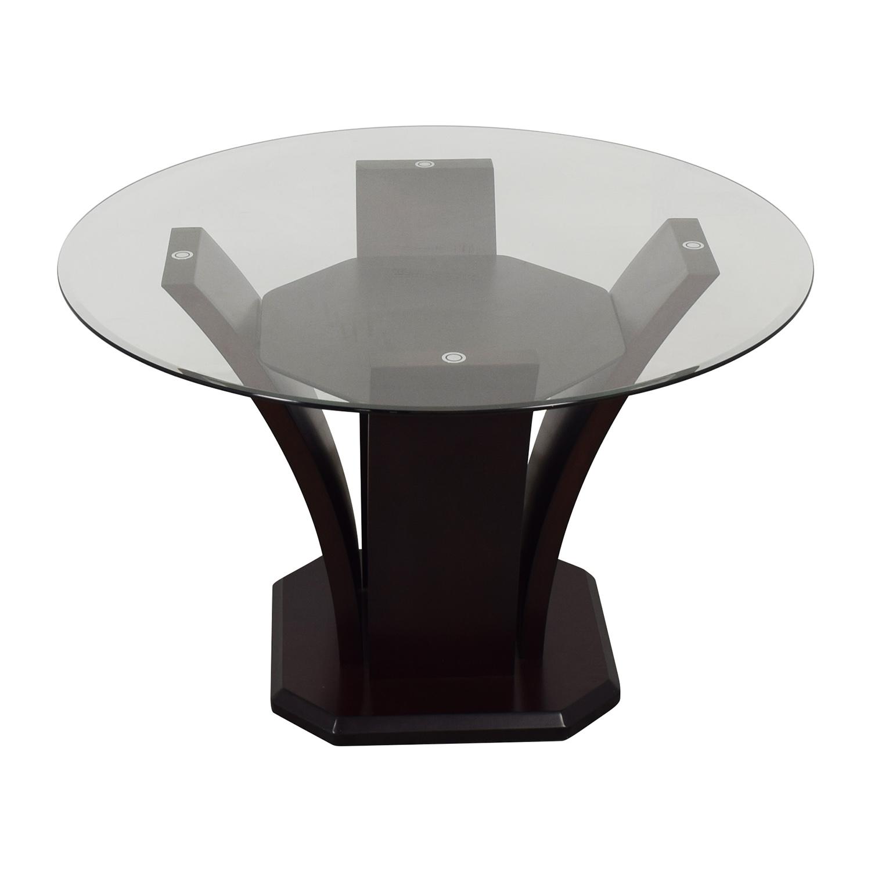 Raymour & Flanigan Venice Dining Table sale