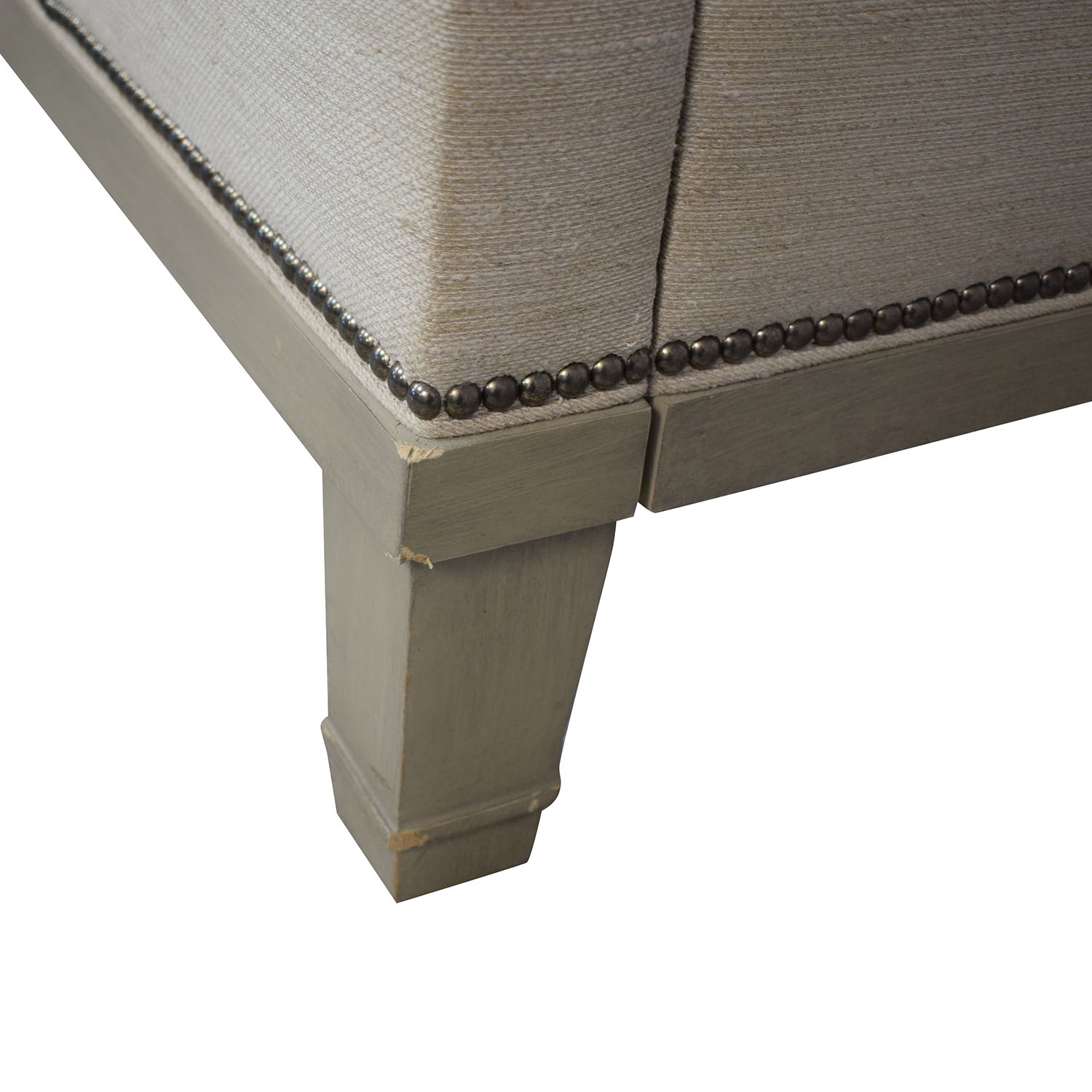 Horchow Horchow Tufted California King Bed dimensions