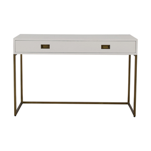 Kaiyo Your Used Furniture Restoration Hardware Avalon Desk