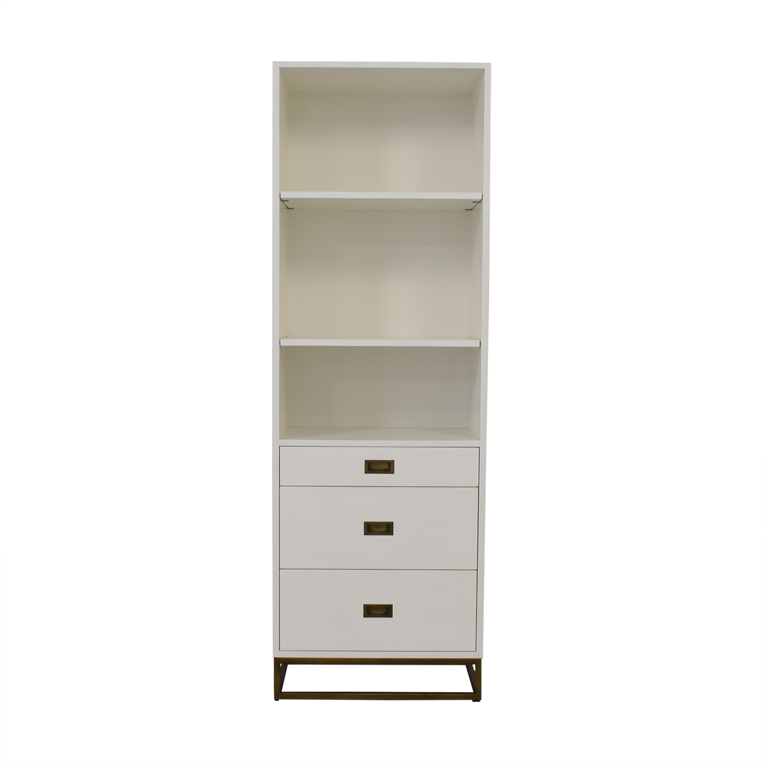 Restoration Hardware Restoration Hardware Avalon Bookcase Tower for sale