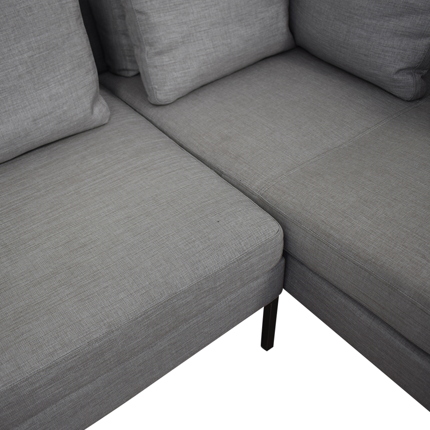 BoConcept BoConcept Istra Two Sectional dimensions
