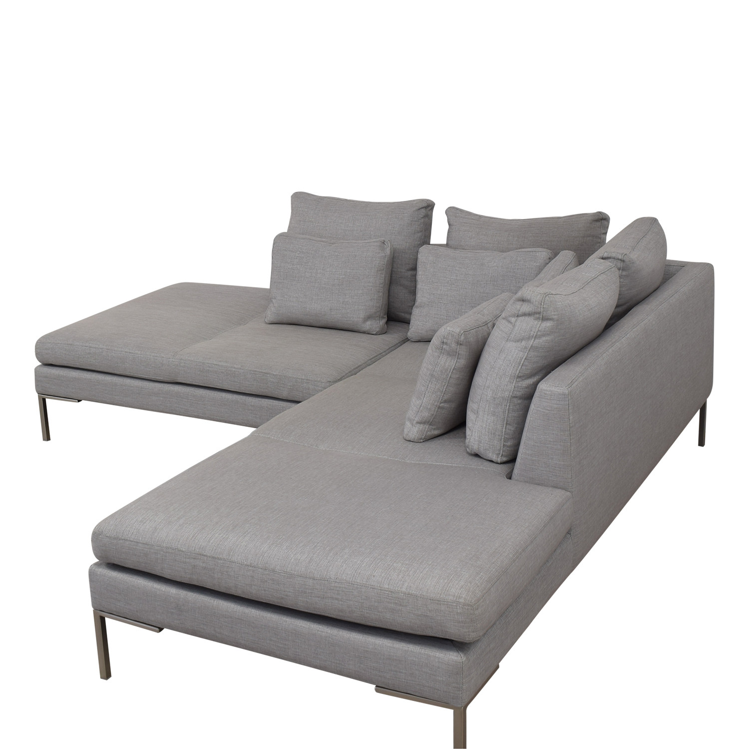 shop BoConcept Istra Two Sectional BoConcept Sectionals