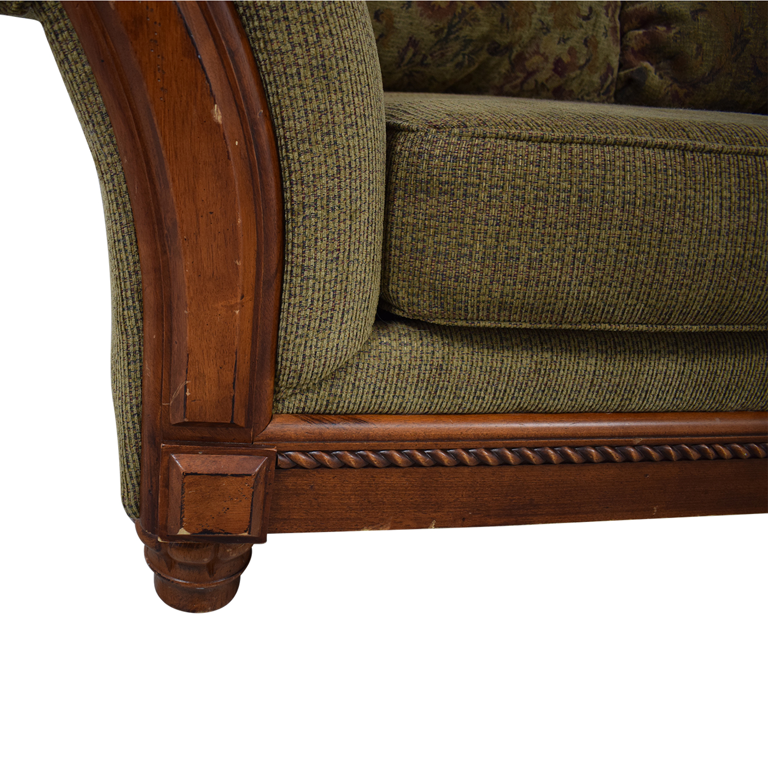 Klaussner Klaussner Upholstered Loveseat Couch Sofas