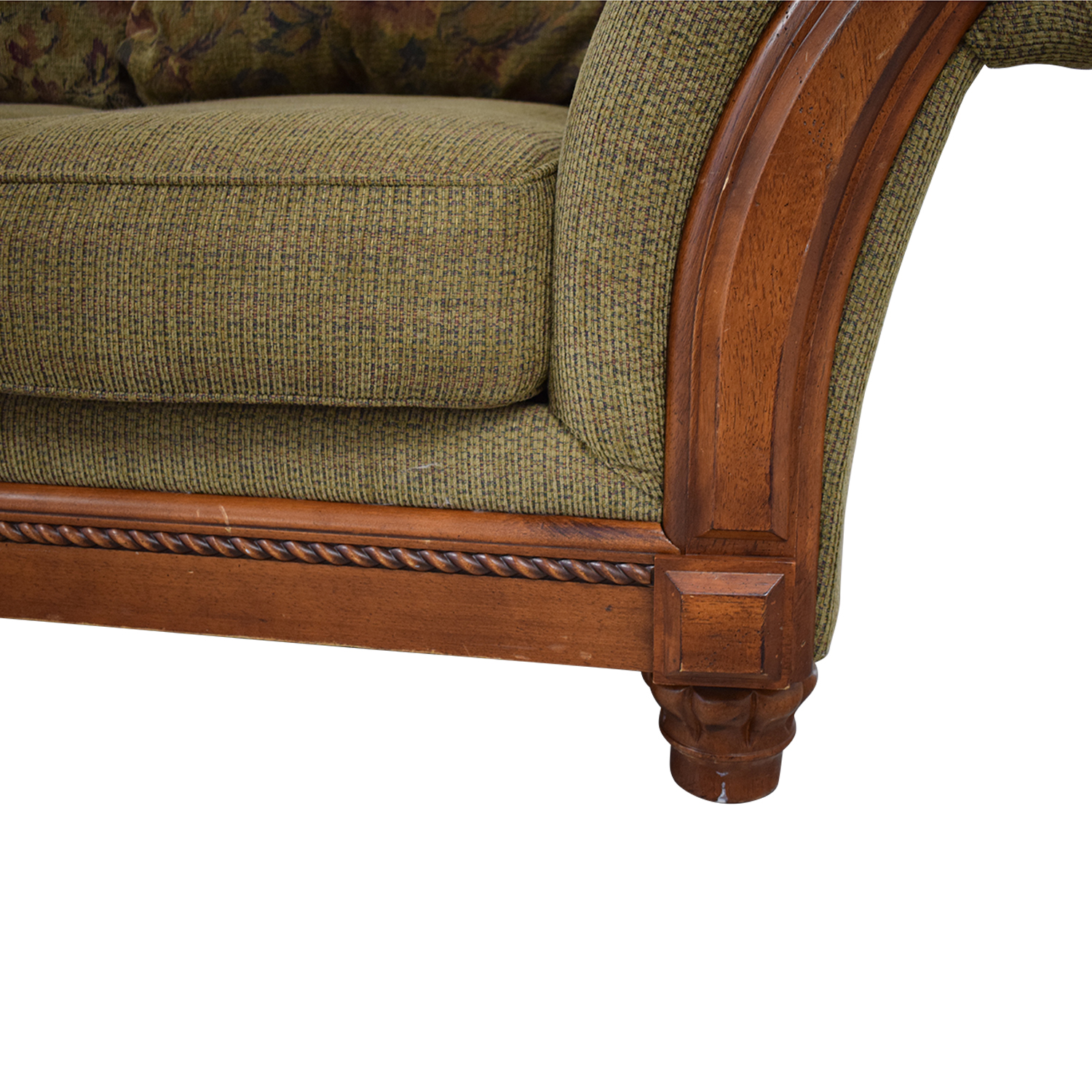 Klaussner Klaussner Upholstered Loveseat Couch