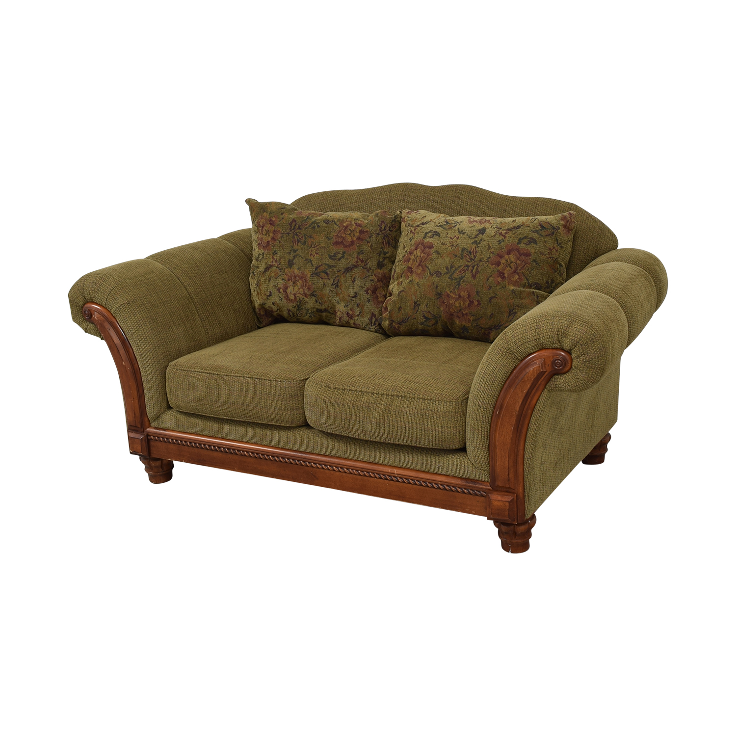 buy Klaussner Upholstered Loveseat Couch Klaussner Loveseats
