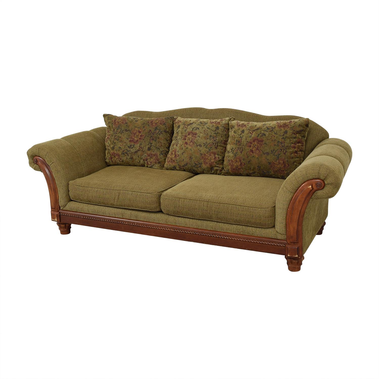 Klaussner Klaussner Upholstered Sofa brown