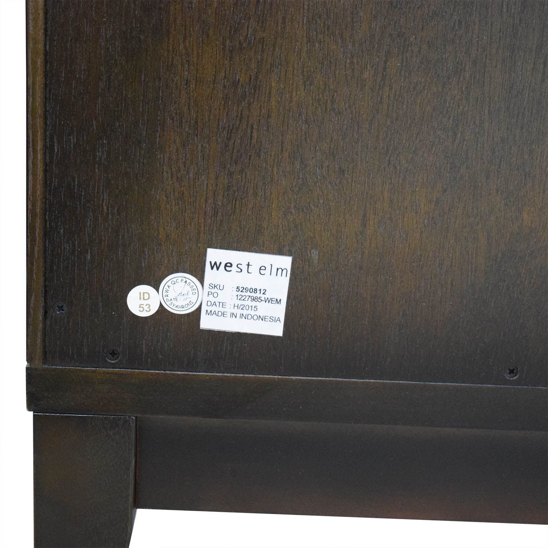 West Elm West Elm Narrow-Leg 4-Drawer Dresser coupon