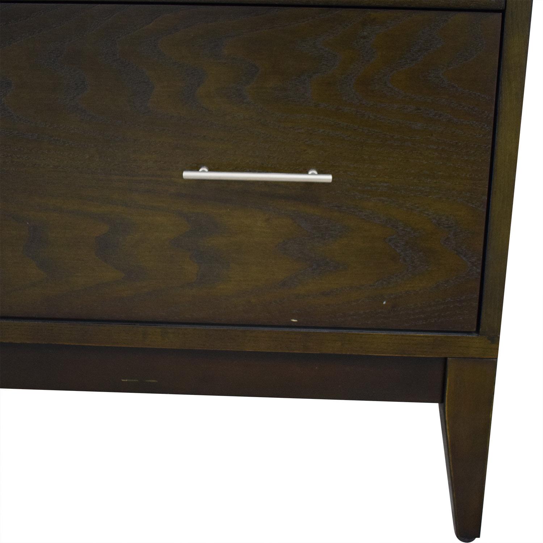 West Elm West Elm Narrow-Leg 4-Drawer Dresser dimensions